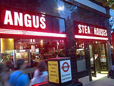 Aberdeen Angus Steakhouse
