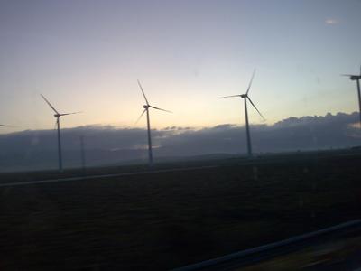 Tangier trip turbines 72