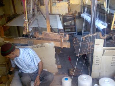 Tangier trip weaver