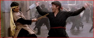 Big trouble in little china fight