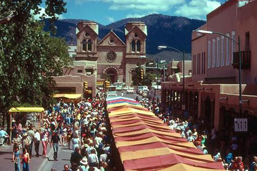 2.104854_Santa_Fe_Plaza_during_Indian_Market_