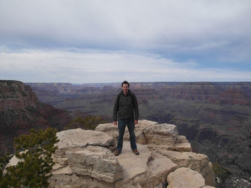 Usa road trip day 18 me grand canyon