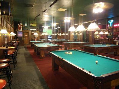 Day 10 memphis pool hall