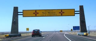 Day 14 entering new mexico