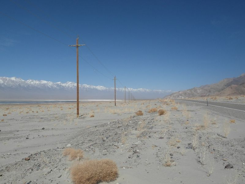 Usa road trip day 22 death valley near lone pine