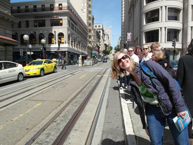 Usa road trip day 29 rachel san francisco tram