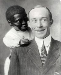 Black boy doll