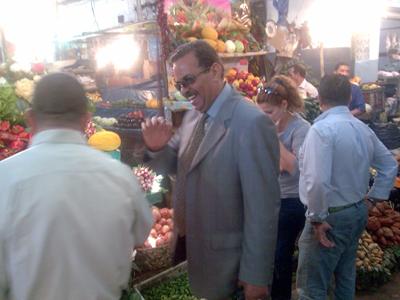 Tangier market
