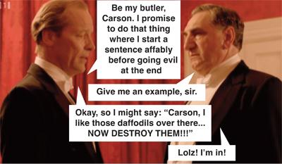 Downton carson