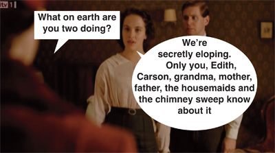 Downton abbey repeat