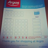 Argos slip