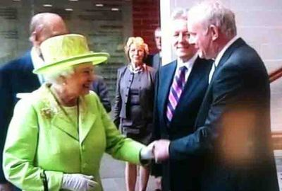 Mcguinness and queen