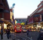 Wood green shopping city